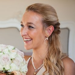 pearl brides necklace
