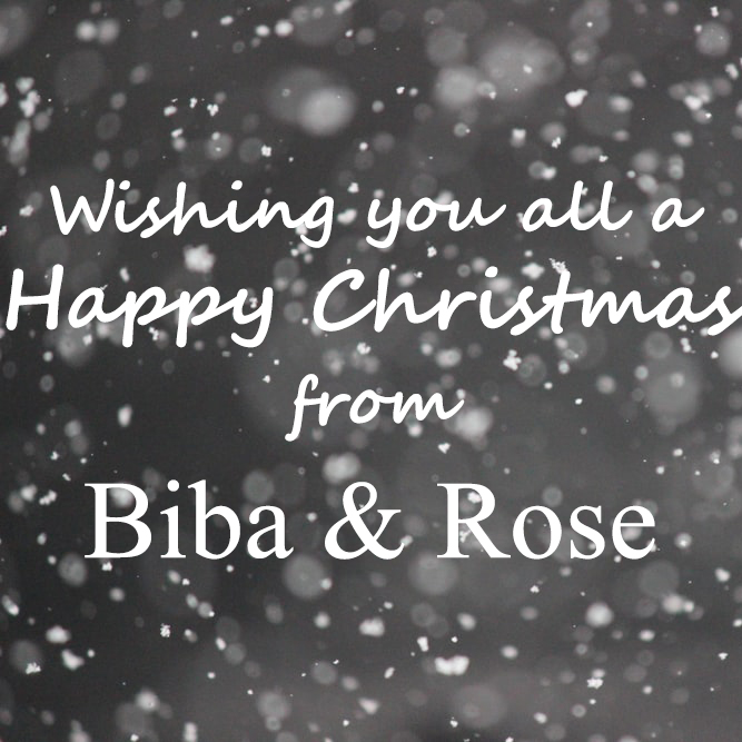Merry Christmas from Biba & Rose