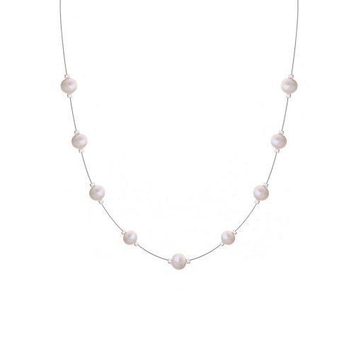pearls on wire